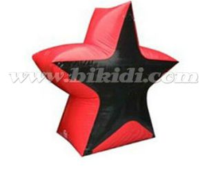 Large Inflatable Paintball Bunker, Inflatable Star Shape Bunker for Paintball Games K8117 pictures & photos
