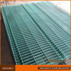 Green Color Garden Fencing/Wire Mesh Fence pictures & photos
