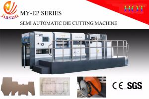 Automatic Die Cutting and Creasing Machine with Stripping My-1200ep pictures & photos