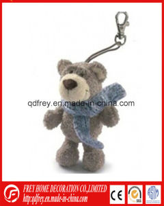 Ce Popular Mini Tiger Keyring Toy pictures & photos