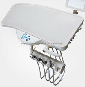 Factory Outlet Confortable and Fashion Dental Chair Unit pictures & photos
