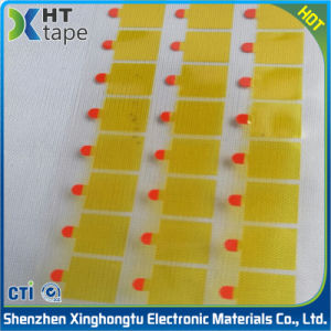 Die Cutting High Temperature SMT Silicone Polyimide Tape pictures & photos
