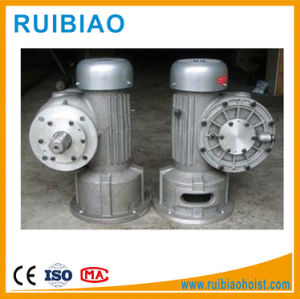 Construction Hoist Spare Parts Speed Gearbox Reducer pictures & photos