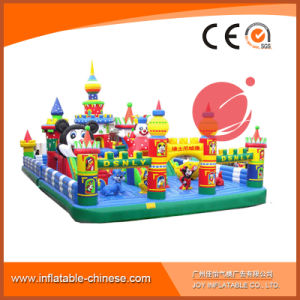 2017 Hot Inflatable Products Jumping Castle for Sale (T6-002) pictures & photos