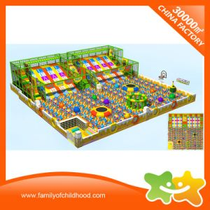 Colorful Giant Indoor Play Equipment with Balls Pool pictures & photos