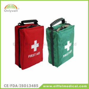 DIN13164 Medical Car Auto Emergency First Aid Bag pictures & photos