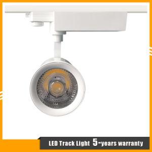 New Design 20W COB LED Spot Track Light for Shop Lighting