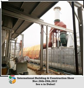 Gypsum Block Production Line Equiped with Drying Room 600*550*100 pictures & photos