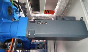 Four Station Plastic Thermoforming Food Tray Machine pictures & photos