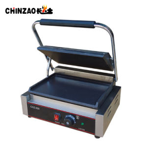 All Flat Hot Plate Sandwich Panini Grill (CHZ-820B) pictures & photos