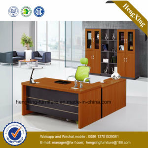 Competitive Price Wooden Computer Modern Office Table (HX-GD038F) pictures & photos