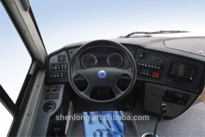 Top Quality Best Passenger Bus of China Slk6118A pictures & photos