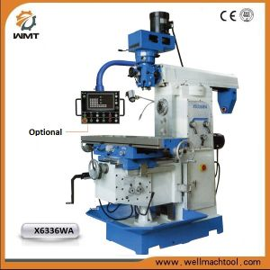 Vertical and Horizontal Type Milling Machinery X6336wa with Ce Approved pictures & photos