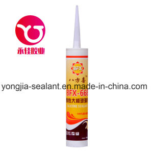 Acetic Big Glass Adhesive/Silicone Sealant Glue (BFX-668) pictures & photos