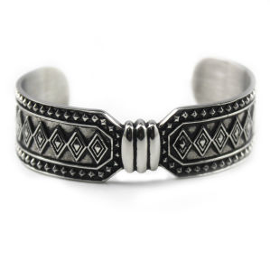 Fashion Nice Quality Stainless Steel Women Popular Bangle Jewelry pictures & photos