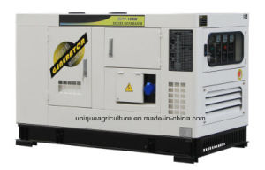 12kVA Silent/Soundproof/Home Diesel Power Generator pictures & photos