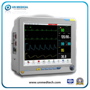 "12.1"" Touch Screen Anesthesia Gas ICU Patient Monitor pictures & photos"