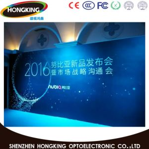 High Resolution P4mm Full Color Indoor Advertising Video LED Screen pictures & photos