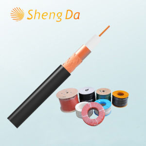 High Speed RF Telecom Rg59 Coaxial Cable pictures & photos
