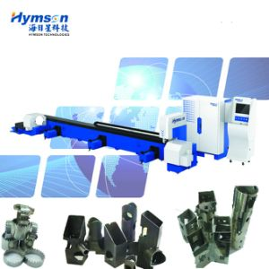 Hymson Automatic Metal Pipe Cutting Machine pictures & photos