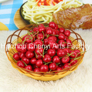Newest Stylish Artificial Cherry Fruit pictures & photos