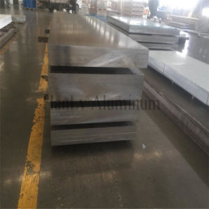 5052 Aluminum Plate for Electrical Equipment Shell pictures & photos