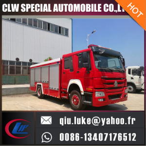 Steyr Fire Extinguisher Truck for Sale pictures & photos