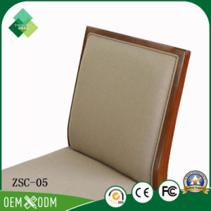 Comfortable Chinese Style Ashtree Hotel Chair for Living Room (ZSC-05) pictures & photos
