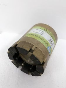 Nq Hq Pq Diamond Impregnated Core Drill Bit