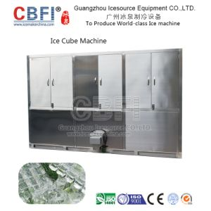 1 Ton /24h Cube Ice Machine for Human Eating pictures & photos