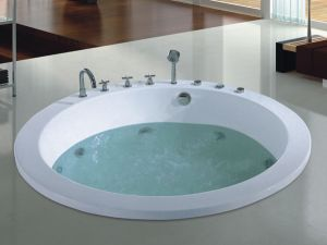 1900mm Build-in Massage Bathtub SPA (AT-8810-3) pictures & photos