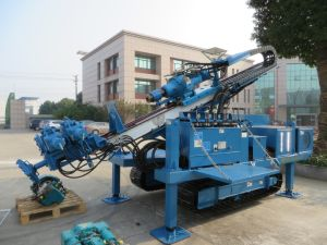 Big Torque Rotary Drilling Rig, High Rotary Speed Ground Drilling Machine Ceawler Mounted pictures & photos