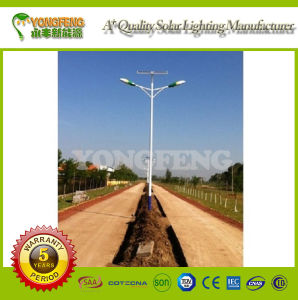 7m 50W LED Lamp Outdoor Solar Street Light