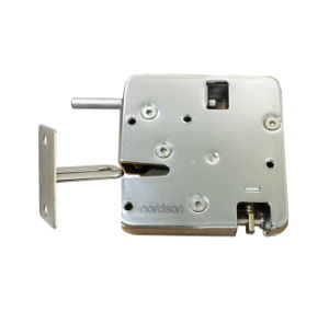 All-Metal Ejector Ejected Electronic Cabinet Lock pictures & photos