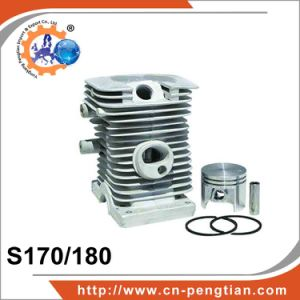 Spare Parts Cylinder Assy of Gasoline Chain Saw pictures & photos