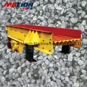 Zsw Seris Vibrating Mining Feeder