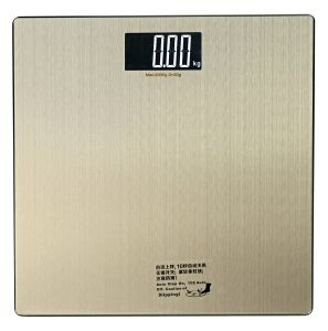Household Bathroom Personal Weighing Scale pictures & photos