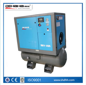 Factory Price Low Pressure Screw Compressor (ISO&CE) pictures & photos