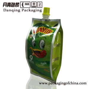250ml Beverage Bag Stand up Pouch with Spout pictures & photos