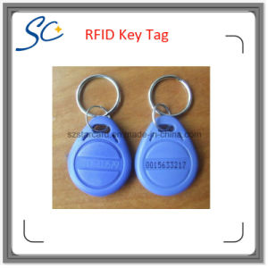 125kHz Writable RFID Proximity Keyfobs Tag for Access Control pictures & photos