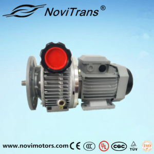 0.75kw AC Flexible Motor with Speed Governor (YFM-80C/G) pictures & photos