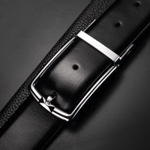 Smart Leather Belt for Men Pin Buckle Phone Anti Lost pictures & photos
