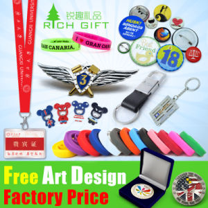 Customized China Wholesale Fashion Business Promotion Novelties Christmas/Wedding/Birthday/PVC/Keychain/Plastic/Tourist/Metal Souvenir Gift for Promotional Item pictures & photos