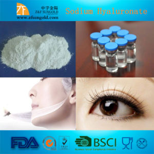 Food Grade cosmetic Grade Sodium Hyaluronate Ha 2% Liquid pictures & photos