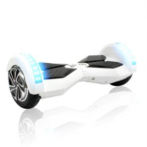 Two Wheels Scooter Electric Hoverboard LED Hoverboard Factory pictures & photos