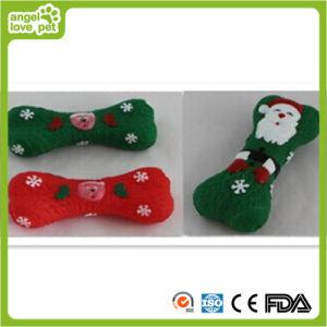 Pet Dog Christmas Chew Bone Toy pictures & photos