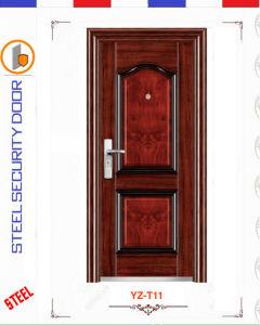 Steel Security Door / Anti-Theft Door/ Metal Door pictures & photos
