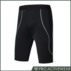 Compression Active Wholesale Dri Fit Sportswear Running Shorts pictures & photos