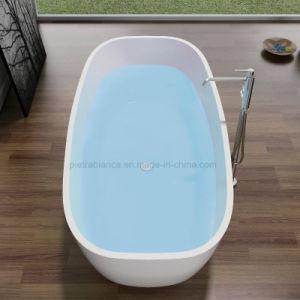 Bathroom Pure Acrylic Seamless Freestanding Bathtub (PB1081G) pictures & photos