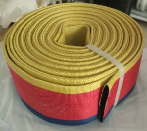 PVC Lining Colour Jacket Fire Hose pictures & photos